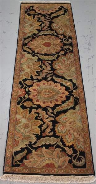 Handmade Indo Khorasan Runner 3.0x10.4