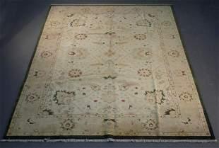 Handmade Indo Agra 9.11x13.8