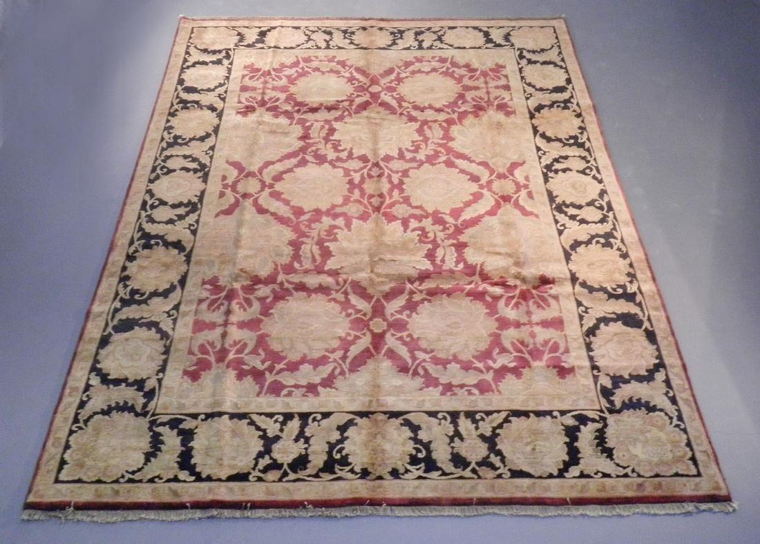 Handmade Indo Khorasan 10.2x13.11