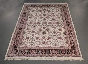Handmade Indo Kashan Design 8.10x12.0