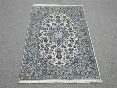 Handmade Persian Kashan 3.3x4.9