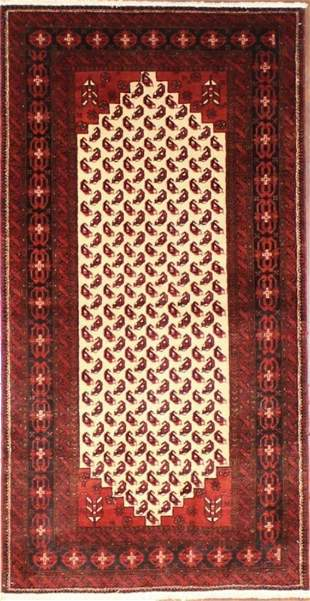 Authentic Persian Baluchi 6.3x3.2