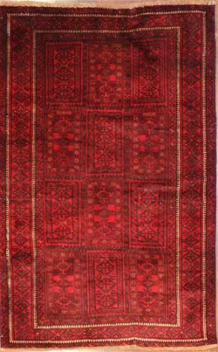 Authentic Persian Baluchi 6.6x4.1