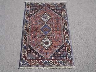 Authentic Persian Yalameh 3.4x5.1