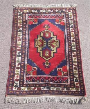Turkish Handmade Rug 3.1x4.2