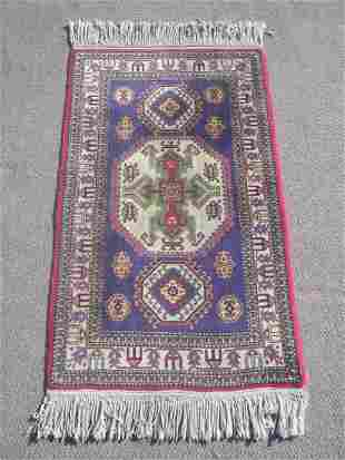 Turkish Handmade Rug 2.8x4.5