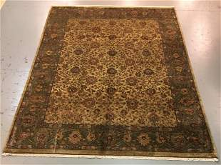 Handmade Indo Khorasan 9.8x14.3