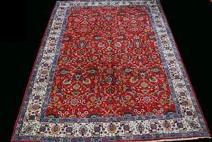 Traditional Design Persian Tabriz 9.6x6.9