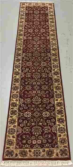 Handmade Indo Khorasan 2.6x12.2