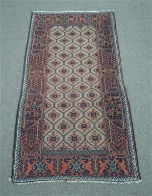 Authentic Persian Baluchi 2.10x5.2