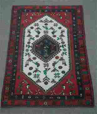 Authentic Persian Hamadan 3.5x4.8
