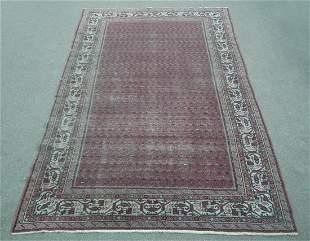 Semi Antique Mahal Mir 6.8x9.9