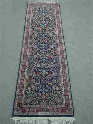 Handmade Mahal Mir 2.5x8.0