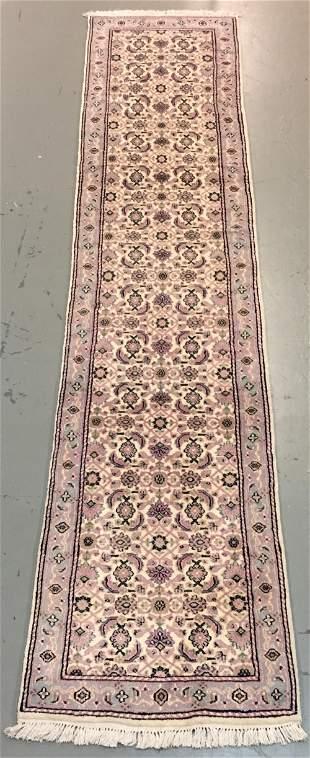 Handmade Indo Herati 2.4x11.4