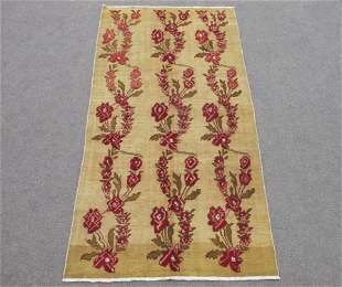 Collectible Handmade Semi Antique Turkish Konya 4.6x9.2