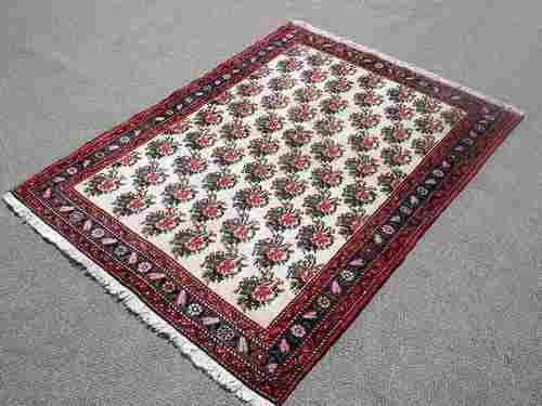 Elegant Finest Quality Persian Shawl 4.5 x 6.2