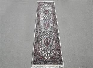 Handmade Indo Bidjar Design 2.11x9.10