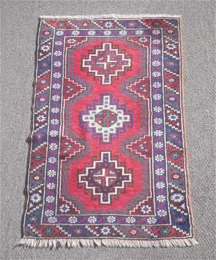 Semi Antique Shirvan Design 2.6x3.8