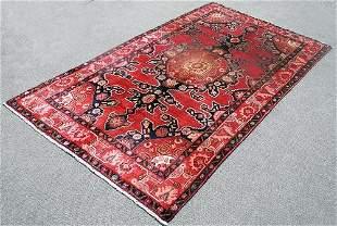 Handmade Persian Kermanshah 5.1x9.2