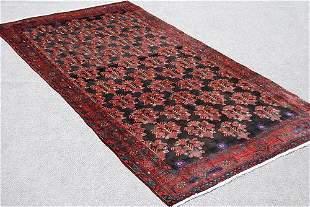 Allover Floral Persian Kermanshah 5.0x9.4