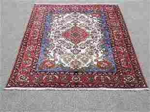 Spectacular Super Quality Persian Isfahan 7.1x5.2