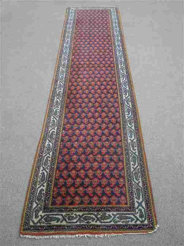 Semi Antique Persian Malayer 11.11x2.11
