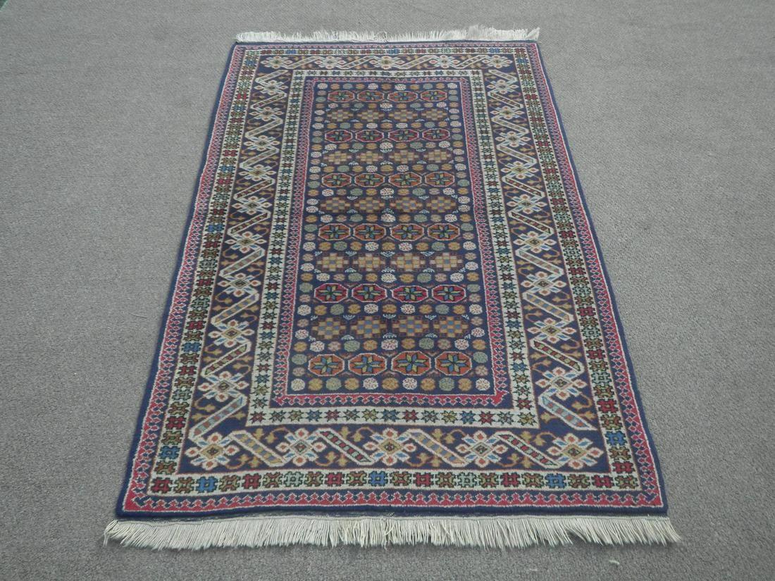 Handmade Turkish Rug 6.5x4.1