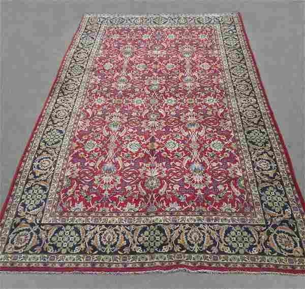 Semi Antique Persian Najafabad 9.8x16.5