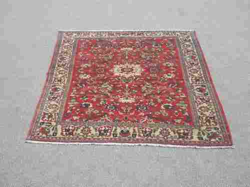 Immensely Detailed Semi Antique Persian Isfahan 5.0 X
