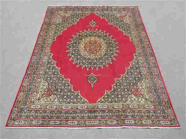 Fascinating Semi Antique Persian Mood 12.2x8.5