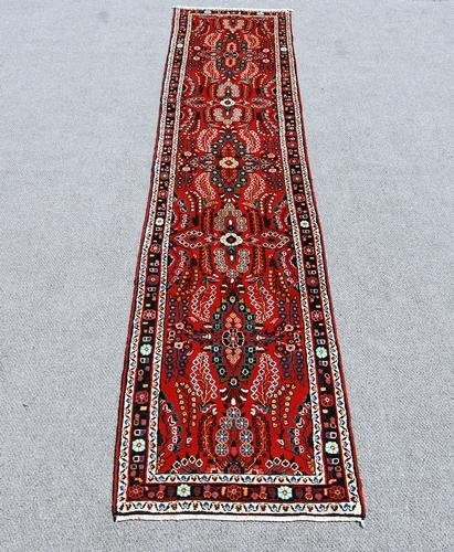 Fine Artistic Authentic Persian Malayer Runner