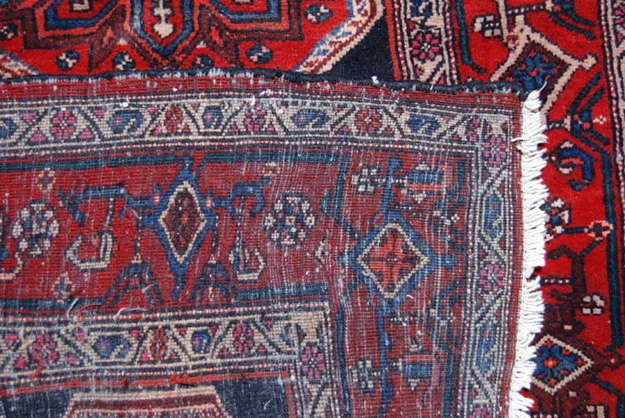 SIMPLY BEAUTIFUL HAND WOVEN PERSIAN  BIDJAR RUG - 4