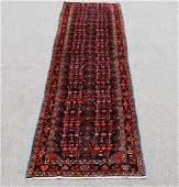 Marvelous Authentic 35 X 133 feet Persian Nahavand