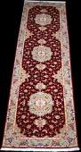Investment Grade Finest Quality Persian Tabriz Runner