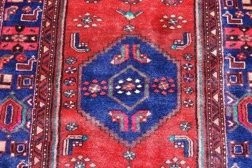 VERY BEAUTIFUL HAND WOVEN NAHAVAND DESIGN PERSIAN - 2
