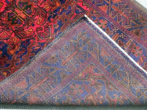 Glorious Authentic Persian Balouch 3.9 x 6.10 - 5