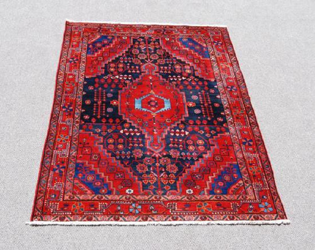 Beautiful Hand Woven Nahavand Design Persian