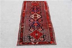 Hand Made Persian Hamedan Runner