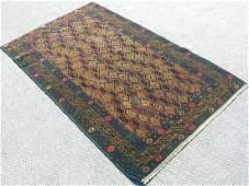 Simply Beautiful Semi-Antique Persian Balouch 3.5 x 5.9