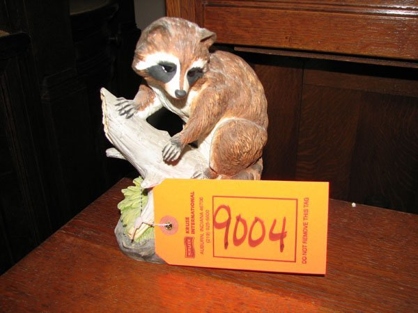 9004: RACCOON BY ANDREA NUMBER 5619