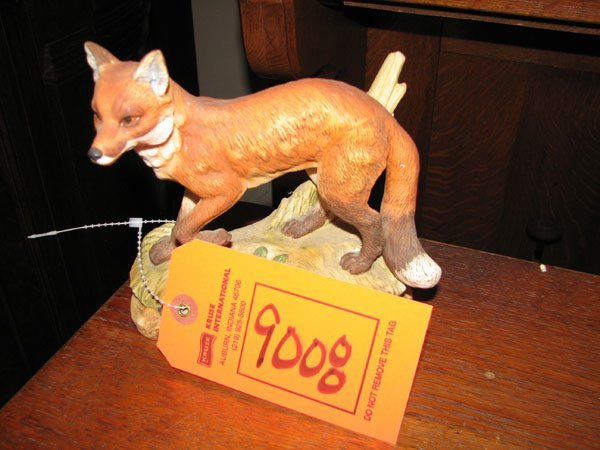 9008: RED FOX, BY ANDREA, PART NUMBER 5618