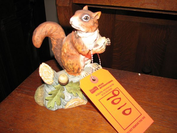 9010: RED SQUIRREL, BY ANDREA, PART NUMBER 5622
