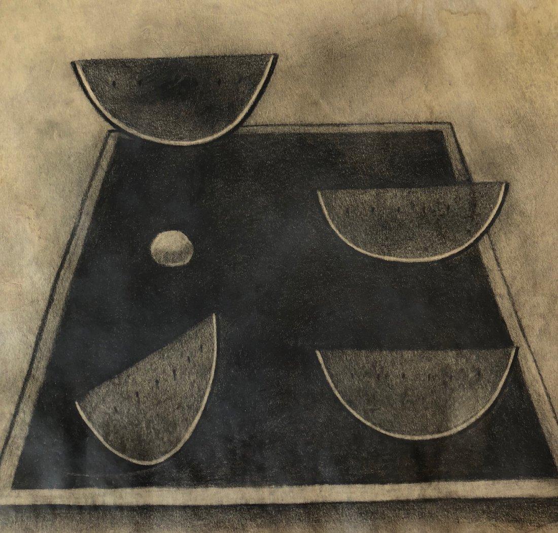 Rufino Tamayo (Graphite on paper) - 2