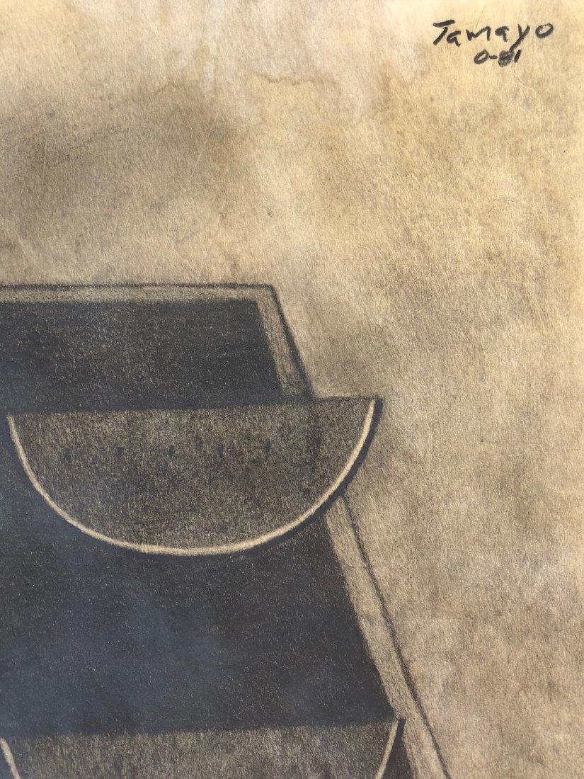 Rufino Tamayo (Graphite on paper) - 3