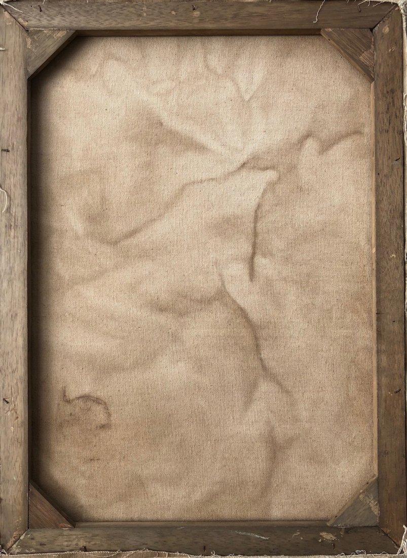 Joan Miro (Oil on Canvas) - 4