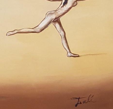 Salvador Dali (Gouache on paper) - 3