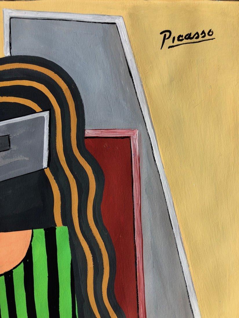 Pablo Picasso (Gouache on Paper) - 3