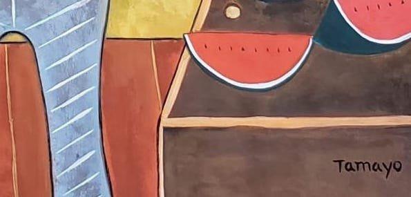 Rufino Tamayo (Gouache on Paper) - 3