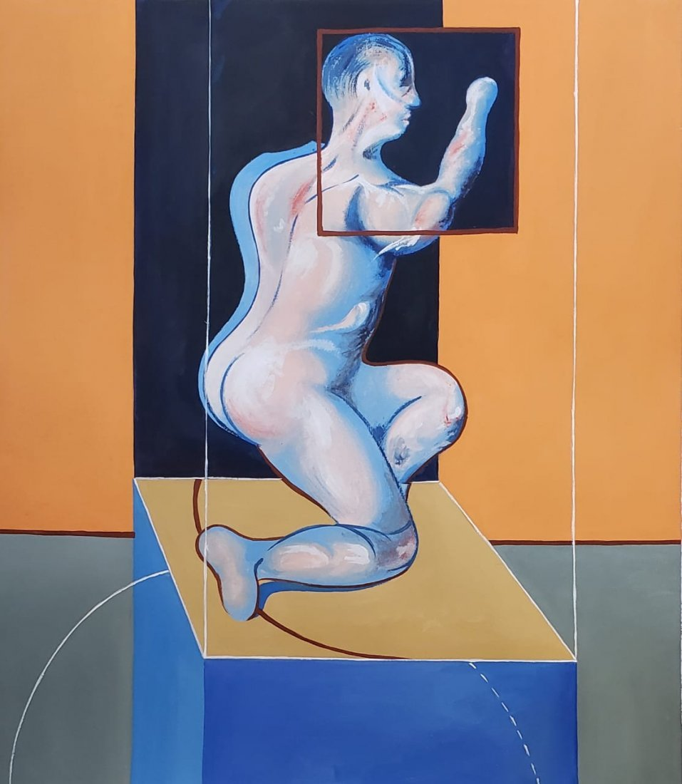 Signed Francis Bacon