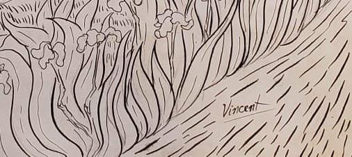 Signed Vincent van Gogh - 3